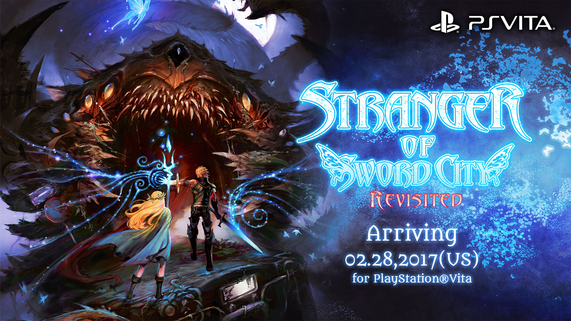 Stranger of Sword City Revisited: Arriving 02.28, 2017